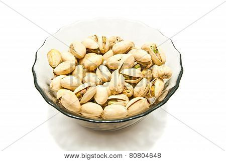 Dish With Roasted Pistachios