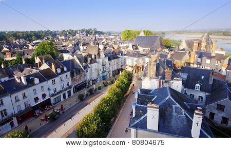 Amboise village