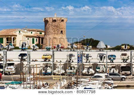 Covered Berth In Mallorca