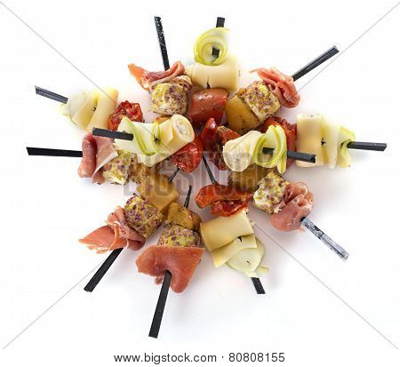 Aperitive Brochette