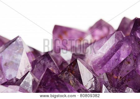 purple quartz