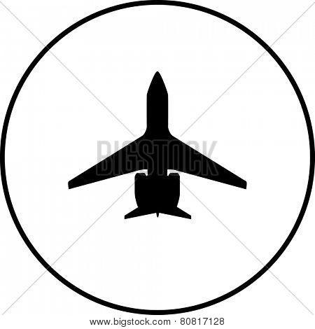 jet symbol