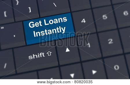 Get Loans Instantly Enter Key