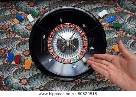 Roulette Rien Ne Va Plus