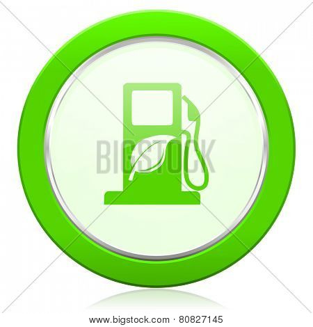biofuel icon bio fuel sign