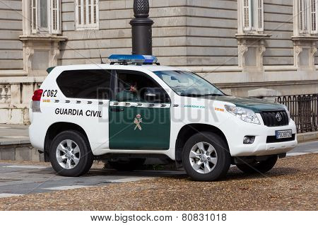 Guardia Civil Spain