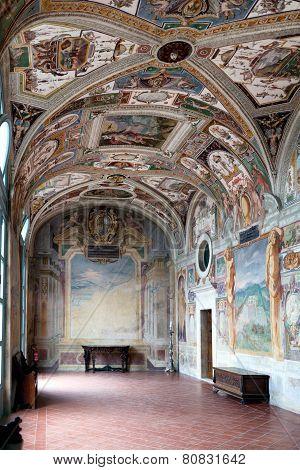 Casino Gambara Villa Lante Bagnaia Italy