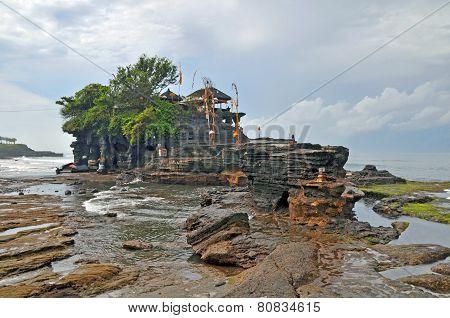 Tanah Lot Temple, Bali Indonesia