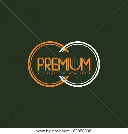 premium badge