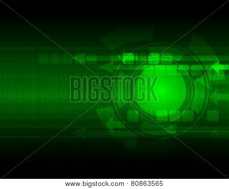 Abstract background - Illustration