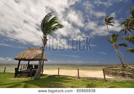 Coral Coast Beach Hut