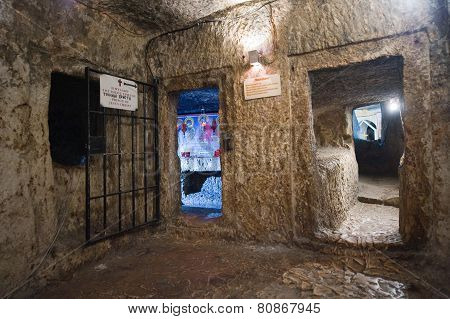 The Prison Of Christ