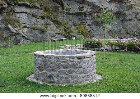 Water Well In Garden
