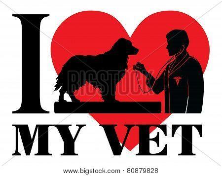 I Love My Vet