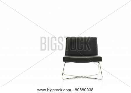 Stylish Simple Contemporary Black Chair