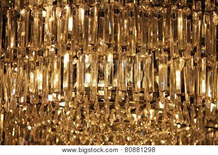 Crystal Chandelier 5