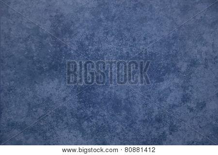Dirty blue wall