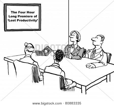 Lost Productivity