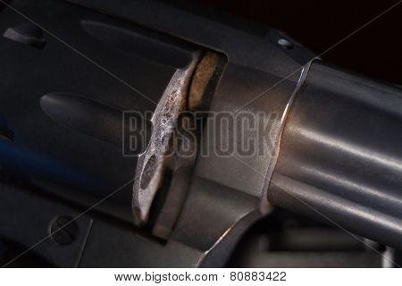 Cylinder Gun