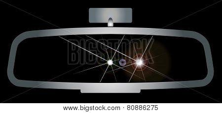 Dazzling Headlights