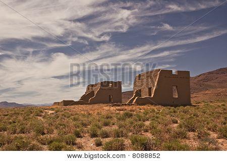Ruins of Fort Churchill