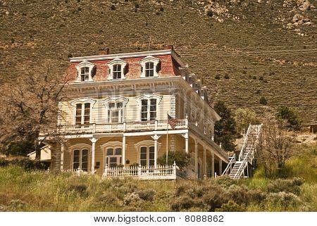 Old Victorian in Virginia City
