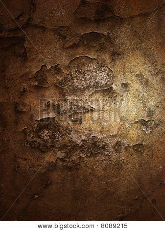 Sepia gips textuur
