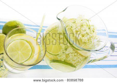 Fresh Summer Healthy Drinking.