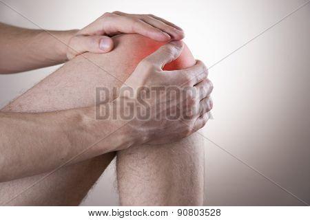 Knee Pain In Men
