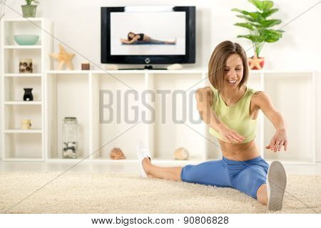 Stretching At Home