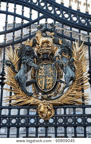 Gate Of Buckingham Palace