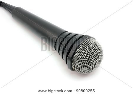 Microphone With A Wire