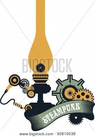 Steampunk Mechanism
