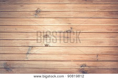 White vintage wooden wall with knots