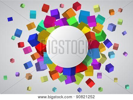 Blank Cubes