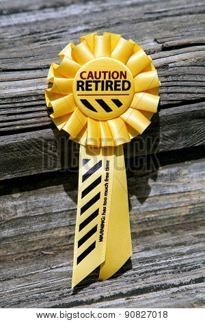 Caution Retired