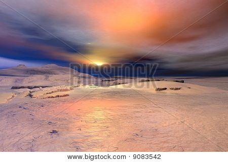 Winter Snowscape 3