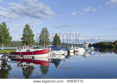 GREAT-LAKE, SWEDEN ON JULY 02