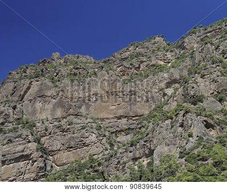 Greece, Chelmos mountains Peloponnese