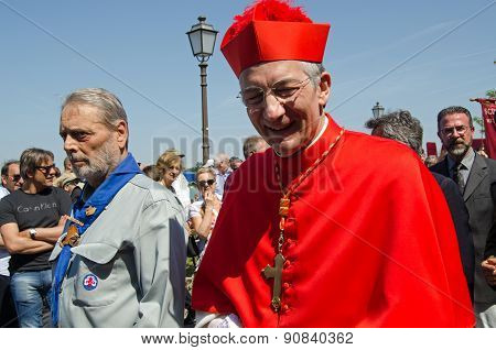 Patriarch Francesco Moraglia