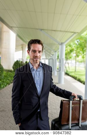 Travelling Businessman