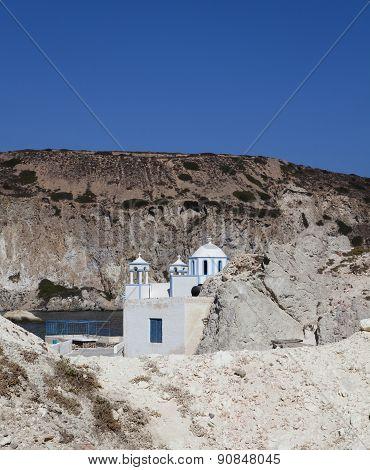 Greece, Cyclades, Milos Island, Klima