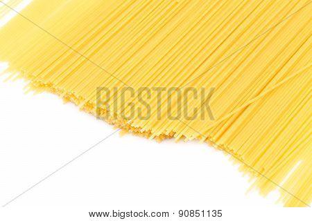 Uncooked Pasta Spaghetti Macaroni