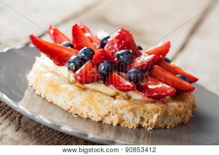 Fruit tartlete