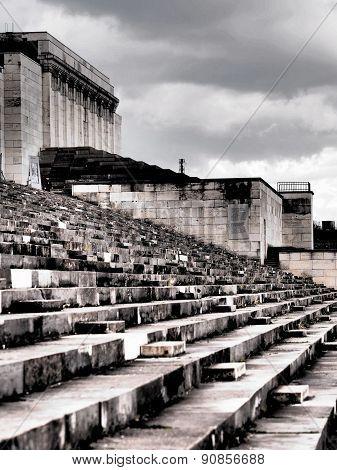 Main tribune of the former Nazi Party