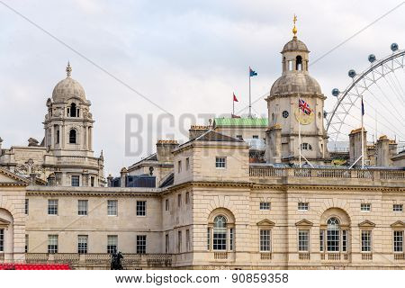 Horse Guards Building In London - England