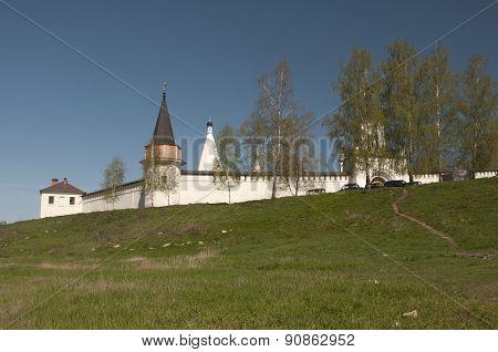 Staritsky Holy Dormition Monastery
