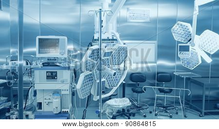 Equipment And Technologies For The Surgical Treatment