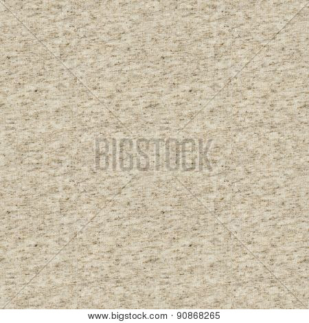 Linen Jersey. Seamless Background.
