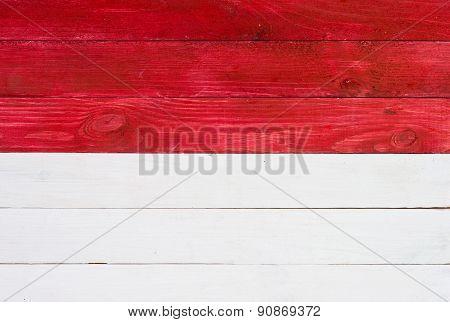 Monaco Or Indonesian Flag